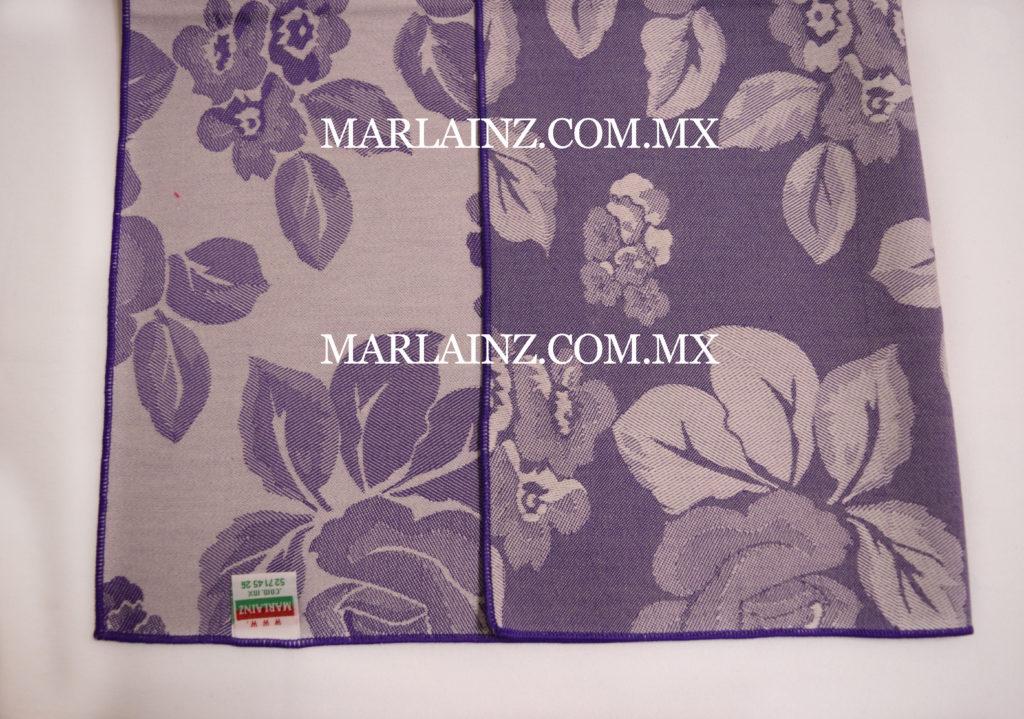 Servilleta Vintage Mil Rosas Morado