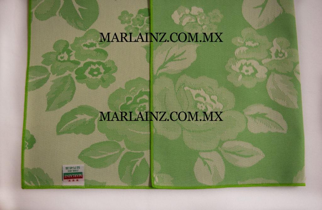 Servilleta Vintage Mil Rosas Verde